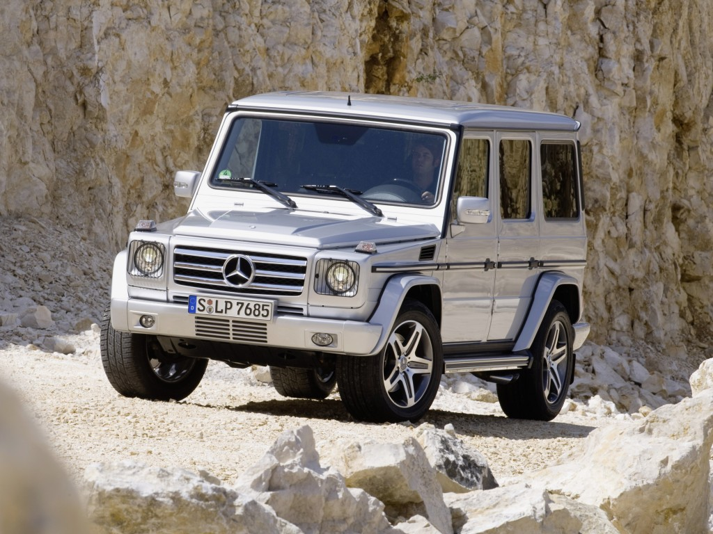 Girl Car Guy Car Rate The Mercedes Benz G55