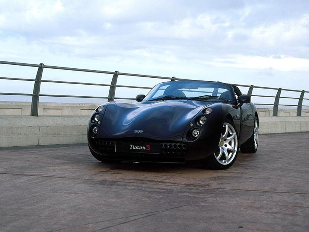 TVR Tuscan S a Car